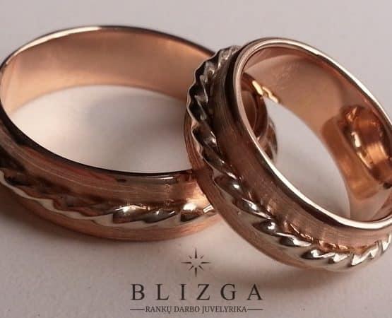 Vestuviniai žiedai Prometium