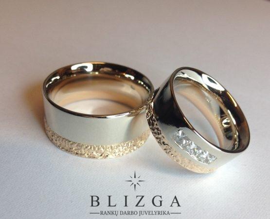 Auksiniai žiedai Potens