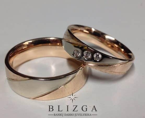 Vestuviniai žiedai Psalterium