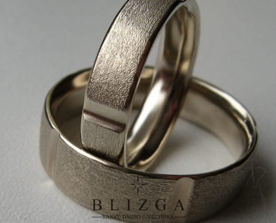 Vestuviniai žiedai Prex
