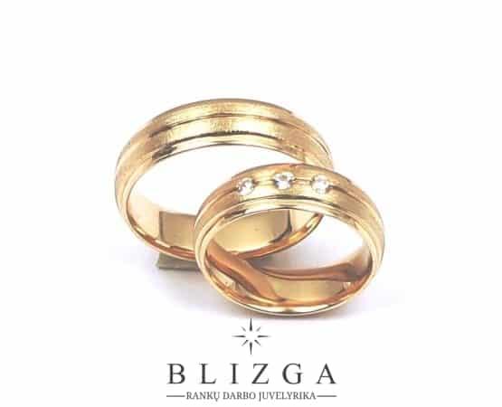 Vestuviniai žiedai Fermium