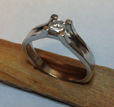 Sužadėtuvių žiedas 2559