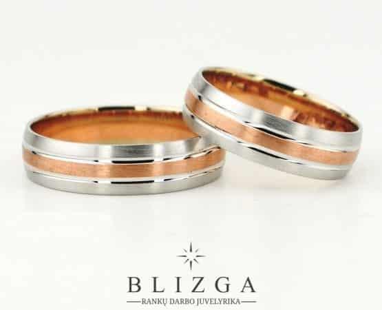 vestuviniai žiedai Olor
