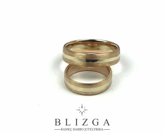 vestuviniai žiedai Fatum