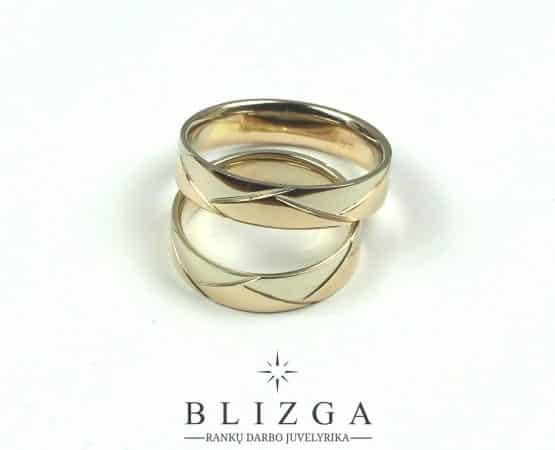 Vestuviniai žiedai Anser