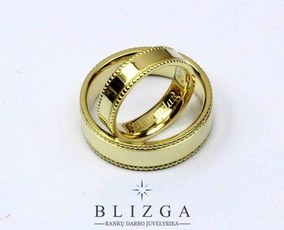 Vestuviniai žiedai Archangelus tri