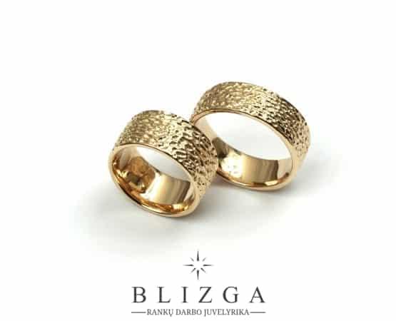 vestuviniai žiedai Bellus tri