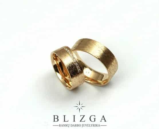Vestuviniai žiedai Biota