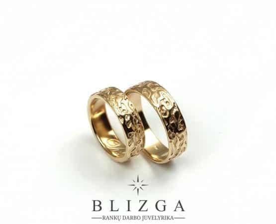vestuviniai žiedai Borealis