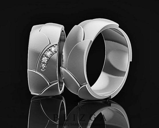Vestuviniai žiedai Carere