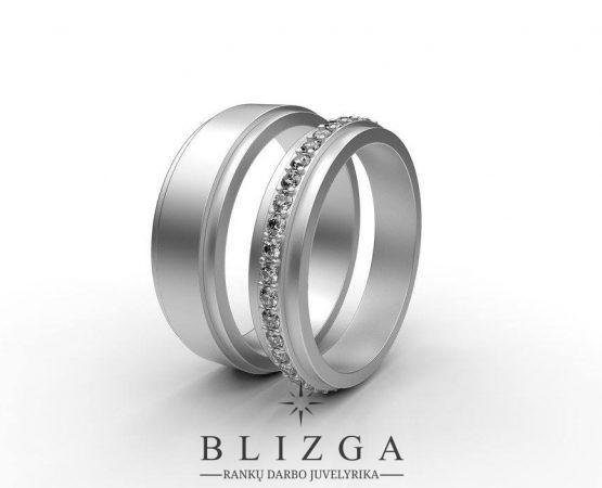Vestuviniai žiedai Fames