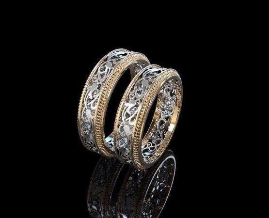 Vestuviniai žiedai Intellego