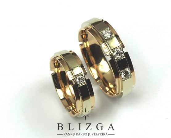 Auksiniai žiedai Ave