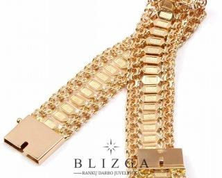 Juvelyriniai gaminiai iš aukso. Kaip juos prižiūrėti?