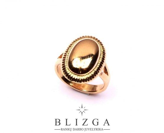 Auksiniai žiedai pagal užsakymą