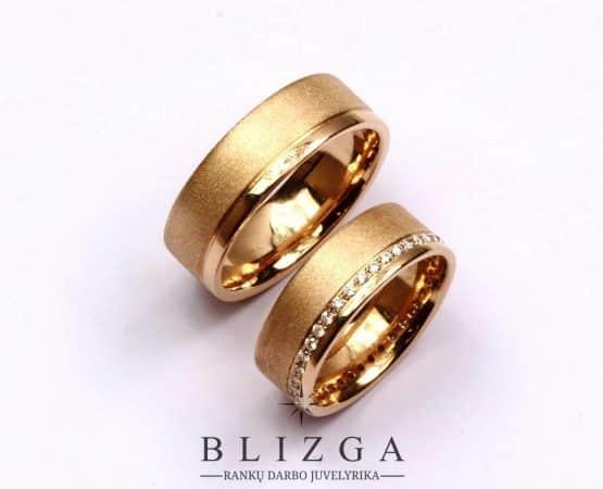 Vestuviniai žiedai Animus