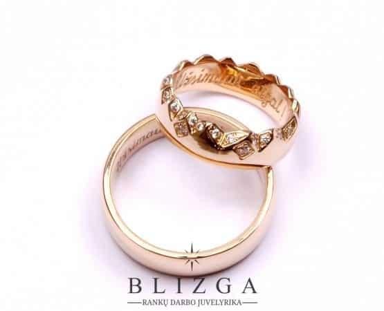Vestuviniai žiedai Imperium