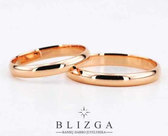 Vestuviniai žiedai Delphinus