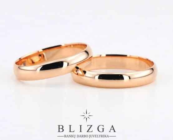 Vestuviniai žiedai Desertum