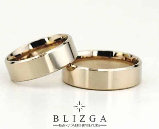 Vestuviniai žiedai Deus
