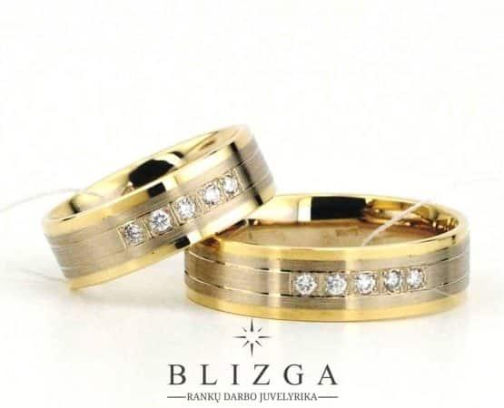 Vestuviniai žiedai Domus
