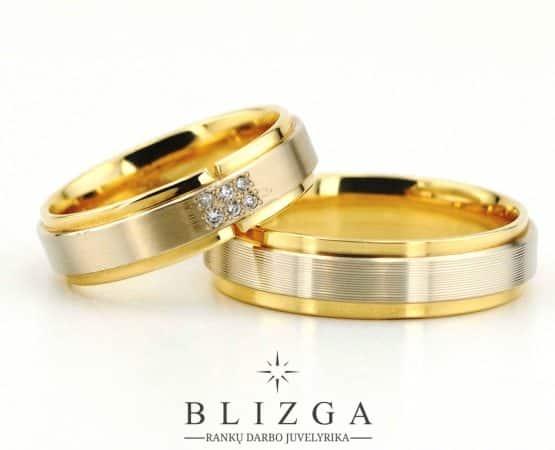 Vestuviniai žiedai Dormio