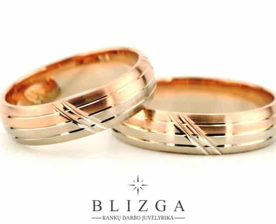 Vestuviniai žiedai Firmus