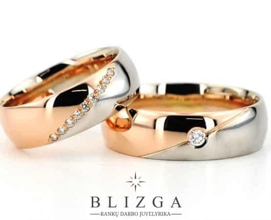 Vestuviniai žiedai Germanus