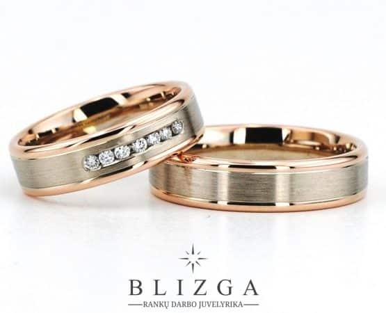Vestuviniai žiedai Gradior