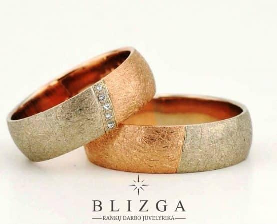 Vestuviniai žiedai Ianua