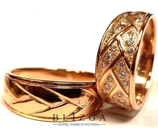 Vestuviniai žiedai Angelus