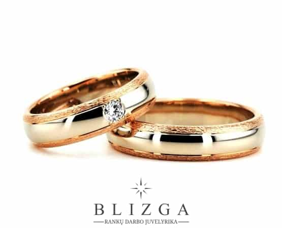 Vestuviniai žiedai Fluvius