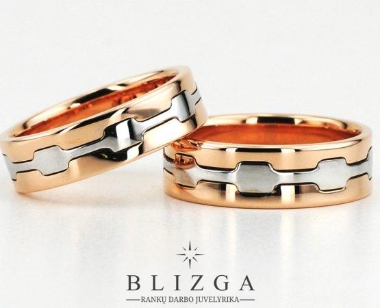 Vestuviniai žiedai Hispanicus