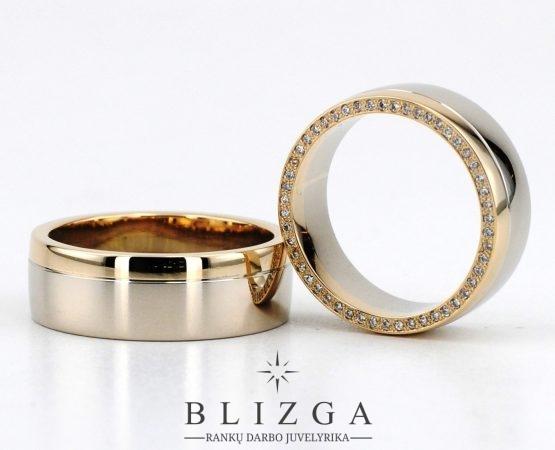 Vestuviniai žiedai Hodie