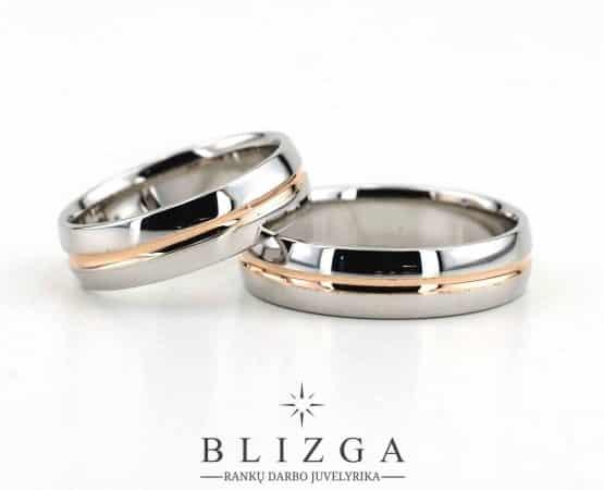 Vestuviniai žiedai Laboro