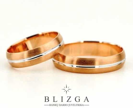 Vestuviniai žiedai Larus