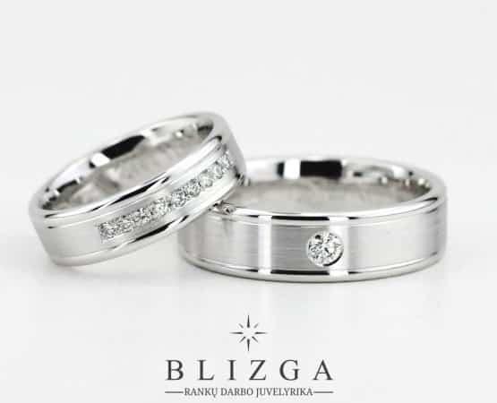 Vestuviniai žiedai Lentus