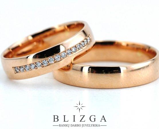 Vestuviniai žiedai Magister