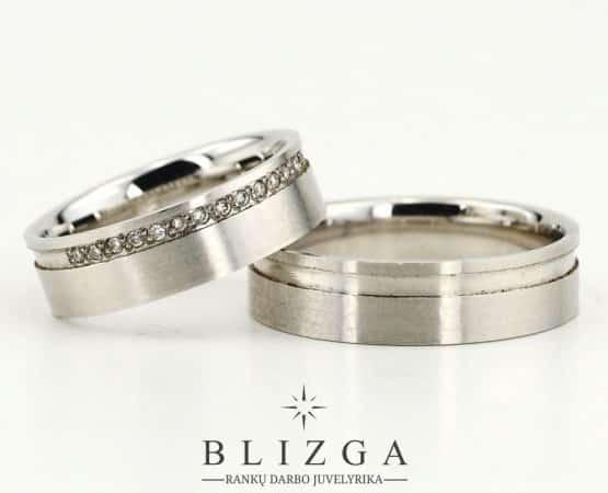 Vestuviniai žiedai Mare