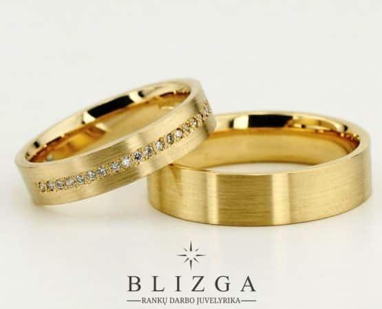 Vestuviniai žiedai Maxime