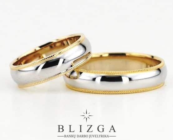 Vestuviniai žiedai Memoria