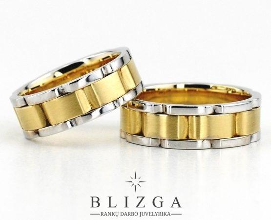 Vestuviniai žiedai Nix