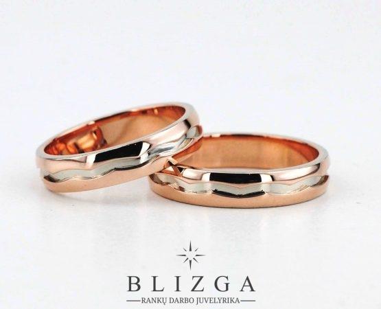 Vestuviniai žiedai Noctua