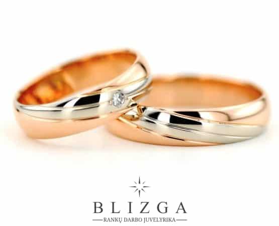 Vestuviniai žiedai Noster