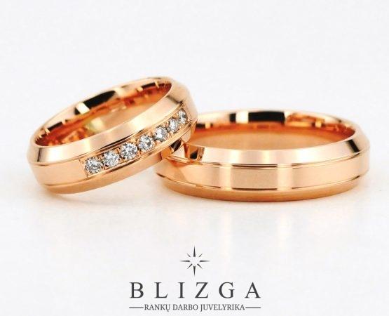 Vestuviniai žiedai Pax