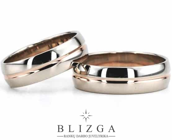 Vestuviniai žiedai Quaero