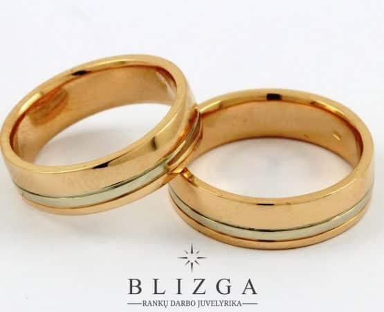 Vestuviniai žiedai Agere