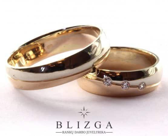 vestuviniai žiedai Altus