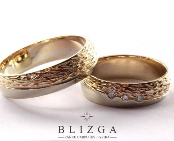 Vestuviniai žiedai Amicus