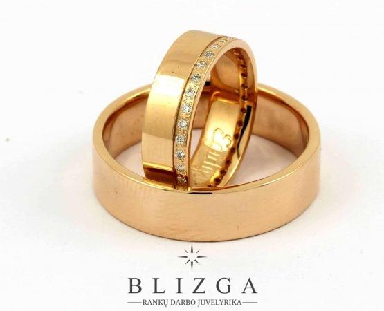 Vestuviniai žiedai Aes